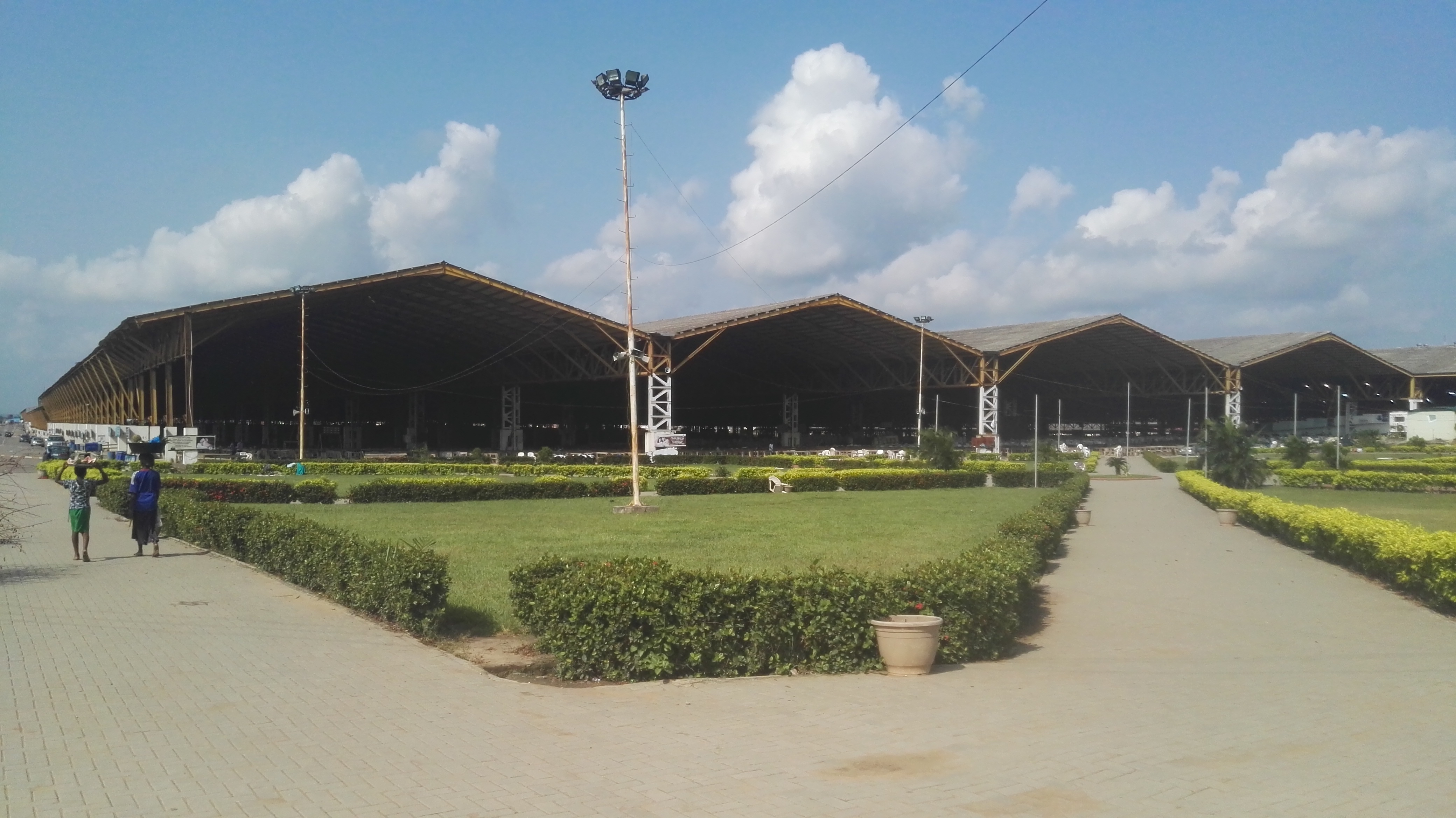 Image result for pictures of RCCG auditorium at redemption camp